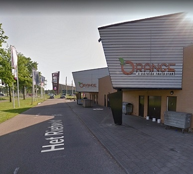 Restaurant Orange (achterzijde)