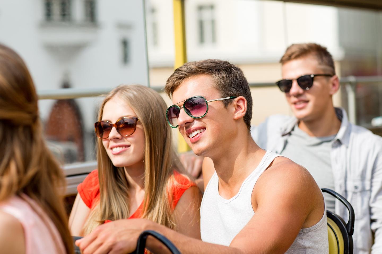 Betrouwbaar, gezellig en voordelig met de bus naar festivals