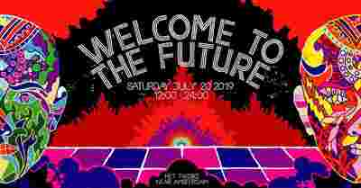 Busreis naar Welcome to the Future