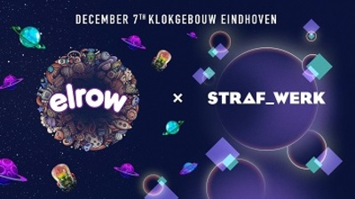 party bus huren Elrow x Straf_werk