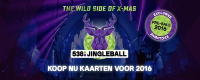Busreis naar 538 Jingle Ball