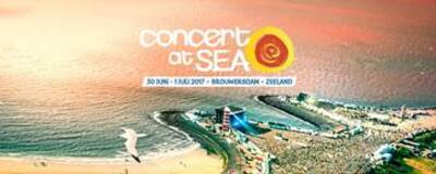 Busreis naar Concert at Sea