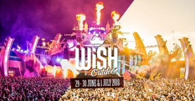 Busreis naar Wish Outdoor