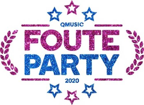 Bus naar Qmusic Foute Party Zaterdag