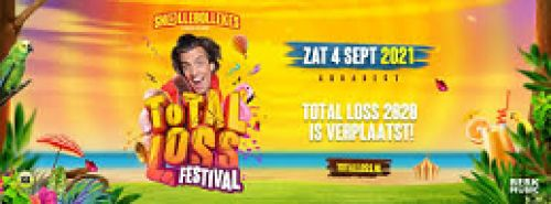 Bus naar Total Loss Festival